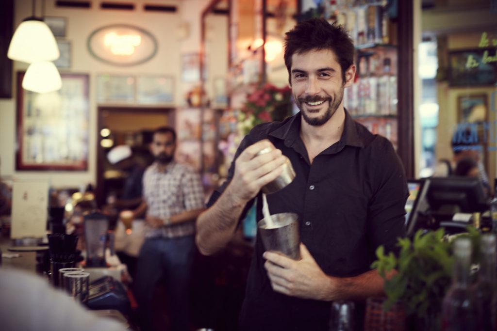 barman mexicain à paris